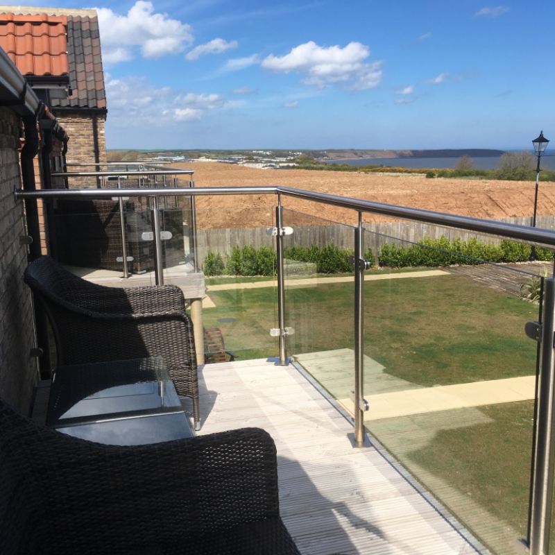 Holiday cottage Sandy Shores Cottage Filey Bay
