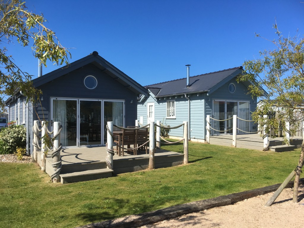 Blue Anchor Holiday Home