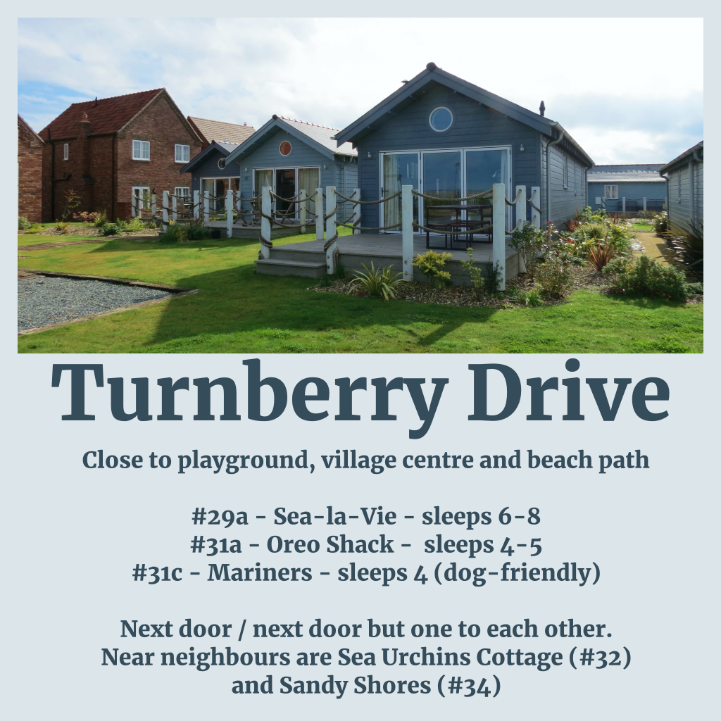 Holiday cottage Turnberry Drive The Bay Filey